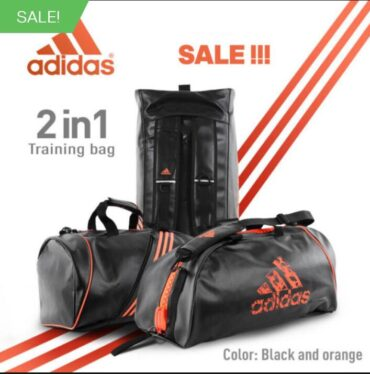 ADIDAS TRAINING 2 IN 1...