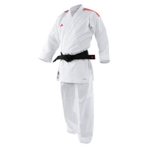 K190SK Revoflex Red stripes WKF