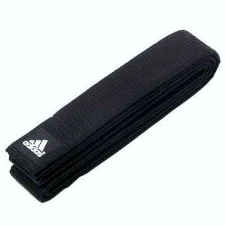 ADIDAS 2″ WIDE BLACK BELT